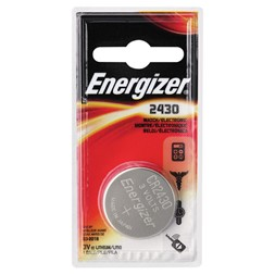 Energizer Lithium CR2430 1pk miniblister
