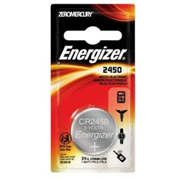 Energizer Lithium CR2450 1pk miniblister