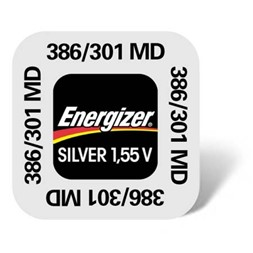 Energizer 386/301 MD 1pk (pille)