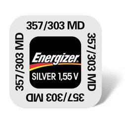 Energizer 357/303 SR44 MD 1pk (pille)