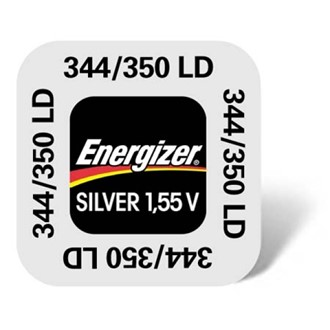 Energizer 344/350 MD 1pk (pille)