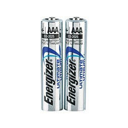 Energizer Ultimate Lithium AAA L92 2pk b
