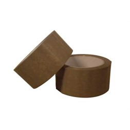 Tape 50mm x 66m brun PPAC-HT 32my