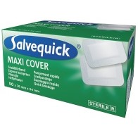 Plaster SALVEQUICK Maxi Cover 76x54mm