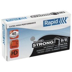 Heftestift RAPID SuperStrong 9/20 (1000)