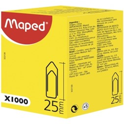 Binders MAPED medium 25mm (1000)