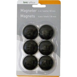 Magnet DURABLE 32mm sort (20)