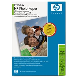 Papir HP Q5451A Everyday A4 glossy (25)