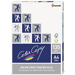 Papir COLOR COPY Silk A4 135g (250)