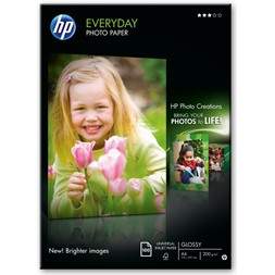 Papir HP Q2510A Everyday A4 Photo (100)