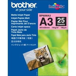 Papir BROTHER BP60 A3 145g matt (25)