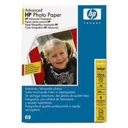 Papir HP Q5456A Advanced A4 gloss (25)