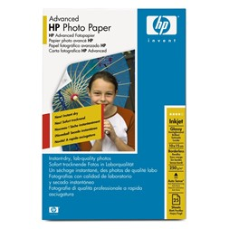 Papir HP Q8691A Advanced Foto 10x15 (25)