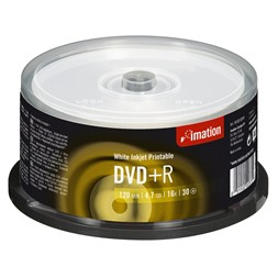 DVD+R IMATION 16X printable spindle (30)