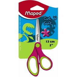 Saks MAPED Cut'n Soft 13cm Try me card