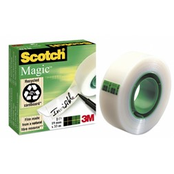 Tape SCOTCH® Magic 810 19mmx33m