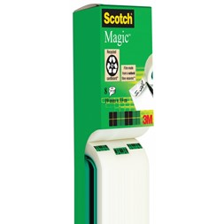 Tape SCOTCH® Magic 810 7+1rl gratis (8)