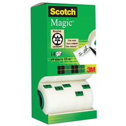 Tape SCOTCH® Magic 810 12+2rl gratis(14)