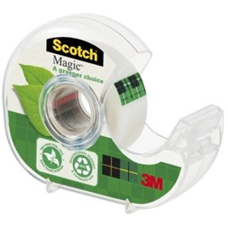 Tape SCOTCH® 19x20m m/dispenser