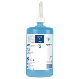 Såpe TORK Premium Hair & Body 1L